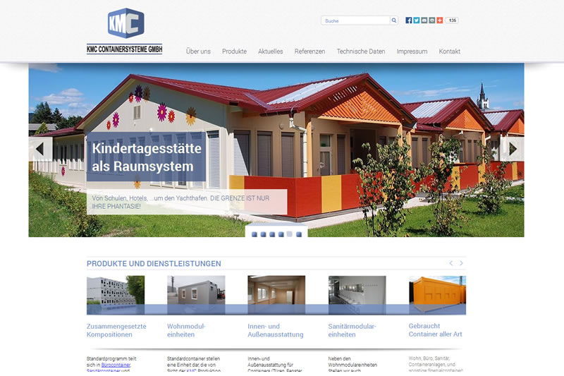 KMC - Website Design and Development Germany